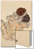 Umarmung (Embrace), 1917 Prints by Egon Schiele