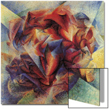 The Dynamism of a Soccer Player Prints by Umberto Boccioni