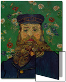 Portrait of the Postman Joseph Roulin, c.1889 Prints by Vincent van Gogh