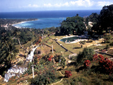 December 1946: Shaw Park in Ocho Rios Bay, Jamaica Photographic Print by Eliot Elisofon