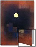 Moonrise Prints by Paul Klee