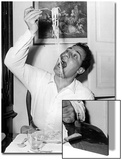 Alberto Sordi Eating Spaghetti Prints