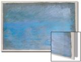 Waterloo Bridge, Brouillard, Pastel on Blue Paper 1901 Affiches par Edgar Degas