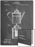 Coffee Percolator Patent Prints
