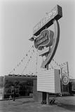 Donald Nixon Properties Fotodruck von Grey Villet