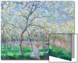Springtime, 1886 Prints by Claude Monet