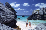 July 1973: Bermuda Photographic Print by Alfred Eisenstaedt