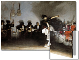 El Jaleo, 1882 Poster by John Singer Sargent