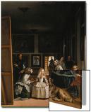 Las Meninas (The Courtladies) Poster by Diego Velázquez