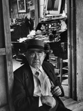 1949: Jess Motlow, Owner of Jack Daniels Distillery, Tennessee Photographic Print by Ed Clark