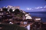 Slums of Salvador, State of Bahia, Brazil Fotografisk tryk af Alfred Eisenstaedt