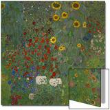 Sunflowers, 1912 Posters by Gustav Klimt