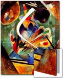 Black and Violet Composition, 1920 Kunst von Wassily Kandinsky