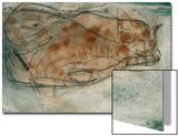 Chat endormi Posters par Paul Klee
