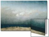Der Mönch am Meer, 1903 Kunstdrucke von Caspar David Friedrich