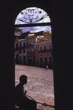 July 1973: Town of Ouro Preto, Brazil Fotografisk tryk af Alfred Eisenstaedt