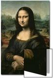 Mona Lisa, c.1507 Poster av  Leonardo da Vinci