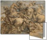 Battle of Anghiari Prints by Peter Paul Rubens