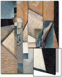 The Book, 1913 Prints by Juan Gris