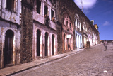 Slums of Salvador, State of Bahia, Brazil Photographic Print by Alfred Eisenstaedt