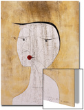Sealed Woman Posters by Paul Klee