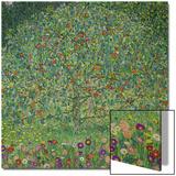 Albero di mele, 1912 Poster di Gustav Klimt