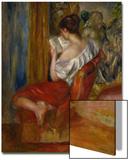 Reading Woman, circa 1900 Prints by Pierre-Auguste Renoir