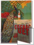 Cognac Jacquet, circa 1930 Posters by Camille Bouchet