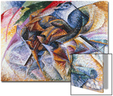 Dynamism of a Cyclist, 1913 Prints by Umberto Boccioni