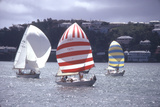 July 1973: Sailing in Bermuda Photographic Print by Alfred Eisenstaedt
