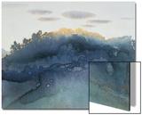 Clouds at Dusk Posters par Yunlan He