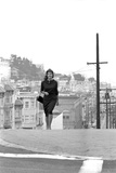 Judy Sayer, 18, San Jose, California Photographic Print by Allan Grant