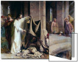 The Pool of Bethesda Prints by Carl Bloch