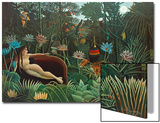 The Dream, 1910 Poster by Henri Rousseau