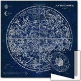 Celestial Blueprint Art by Sue Schlabach