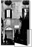 Street Scene in Rome on the Piazza Navona Prints by Chris Hill