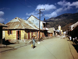 December 1946: Town of Cap Haitien, Haiti Photographic Print by Eliot Elisofon