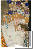 The Three Ages of Woman, 1905 (Detail) Prints by Gustav Klimt