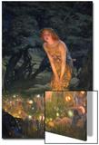 Midsummer Eve Prints by Edward Robert Hughes