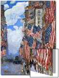 The Fourth of July, 1916 Prints by Childe Hassam