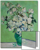 Vase with White Roses, 1890 Posters by Vincent van Gogh