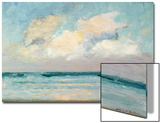 Sea Study - Morning (Oil on Panel) Prints by Adrian Scott Stokes
