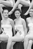 First Miss Universe Contest, Miss Hong Kong Judy Dan, Long Beach, CA, 1952 Photographic Print by George Silk