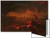 Pandemonium, 1841 Prints by John Martin