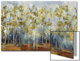 Indigo Forest Prints by Sloane Addison