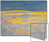 Sunrise Print by Piet Mondrian