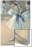 Tänzerin Poster von Edgar Degas