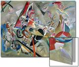 In the Grey, 1919 Póster por Wassily Kandinsky