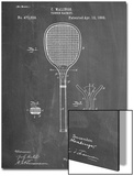 Tennis Racket Patent Prints