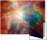 Orion Nebula Posters by  Stocktrek Images